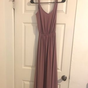 Kendal maxi dress- only wore once
